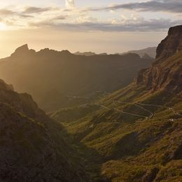 Masca Valley Tenerife Canary Islands
