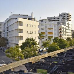 Modern houses Huelva Spain