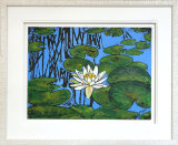 Lily Pad - Framed