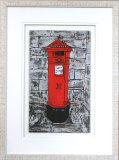 London Post - Framed