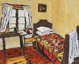 A Seamstress's Bedroom