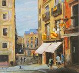Tarragona Street Scene