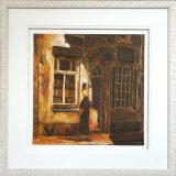 The Old Bookshop - Framed