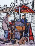 The Chestnut Seller