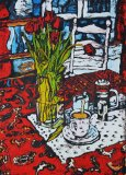 The Red Tablecloth
