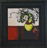 Rose Vase - Framed