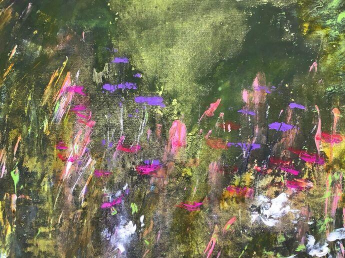 In a Cornish Garden