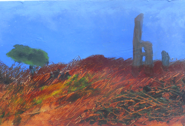 December Morning, Penwith