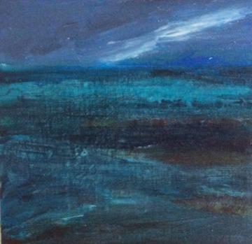 Brooding Sea,  St Martins
