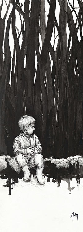The Boy in the Wood