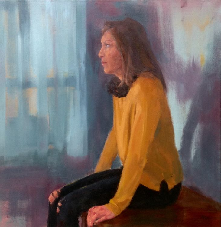 July 4th & 5th Two Day Portrait/Figurative Painting Workshop £130 10am-4pm Working from a model in the studio , I'll show you how to mix skin tones, sketch, the placement of features to achieve a likeness and application of paint Please bring along the medium of your choice from oils, acrylics and soft pastels  Numbers will be limited Please bring a canvas, NO BIGGER, than 40 x 60 CMS