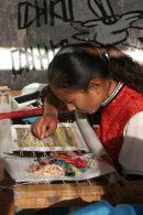 Fine Silk Work: China