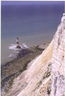 Beachy Head Lighthouse: East Sussex