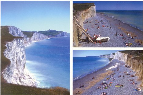 Birling Gap & Situation