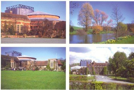Scenes at Glyndebourne: East Sussex