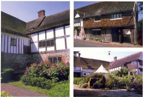 Anne of Cleves House: East Sussex