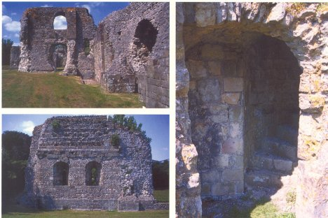 The Ruins of Lewes Priory