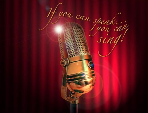 A Big Voice singing lessons, music groups and live band