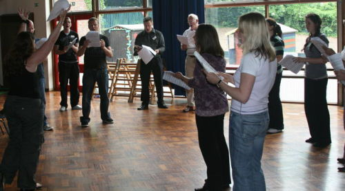 Chesham Theatre Workshop