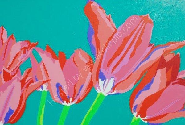 'Amazing Tulips'