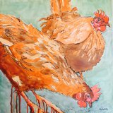 Hens Pecked
