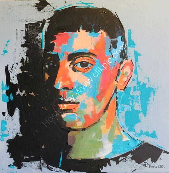 An interesting portrait