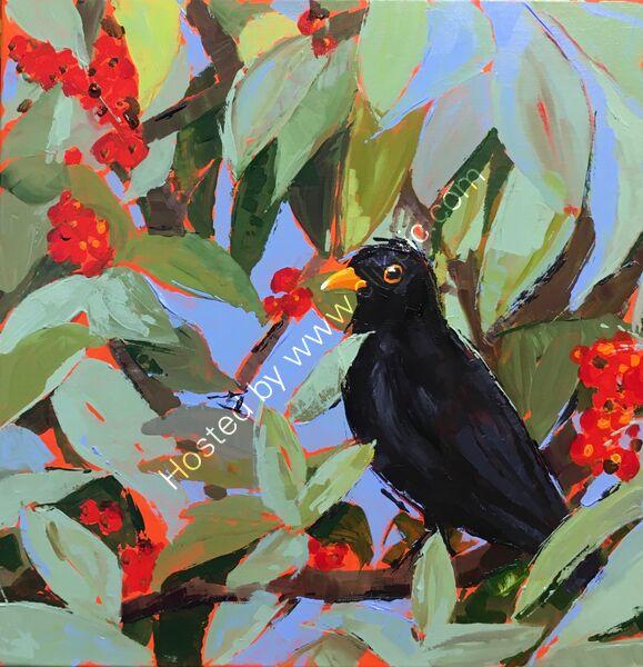 'Blackbird Singing'