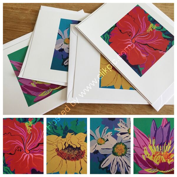 Pack of 4 postcards £2  - *Special Offer*