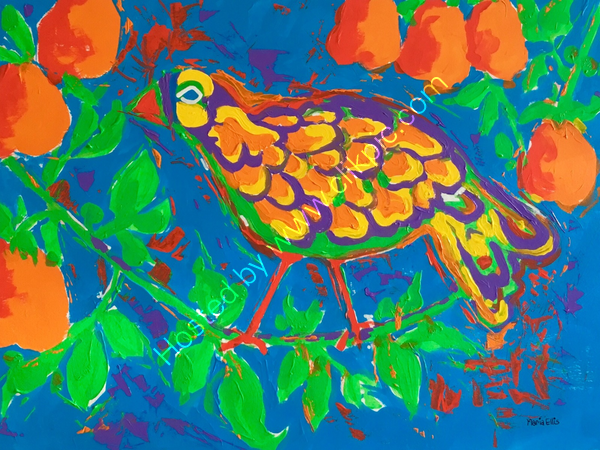 'A partridge in a pear tree'