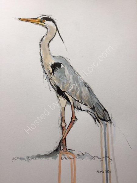 Heron - SOLD