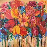 SOLD at A2 Gallery, Wells - 'Blooming great'