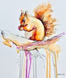 Squirrel - SOLD