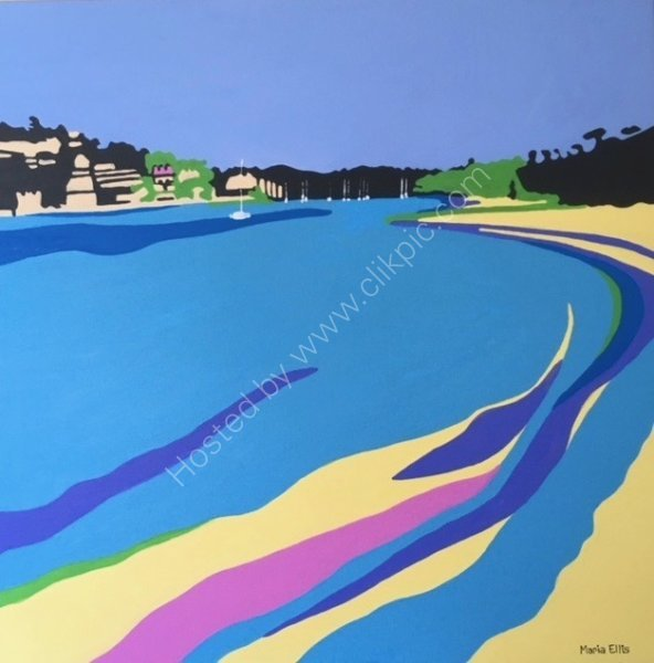 'Looking forward to Salcombe'