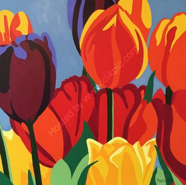 'Spring has sprung...'