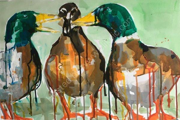 Quackers - SOLD