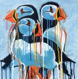 NEW - Scilly Puffins