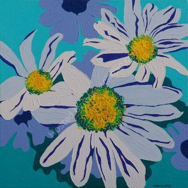 Daisies - SOLD