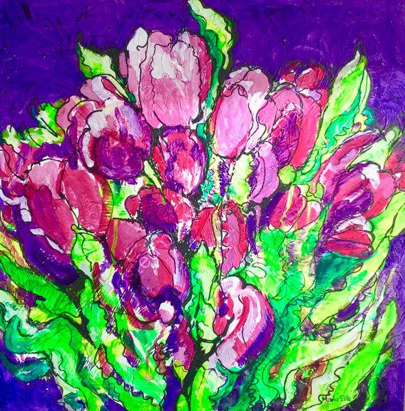 'Bunch of Tulips'
