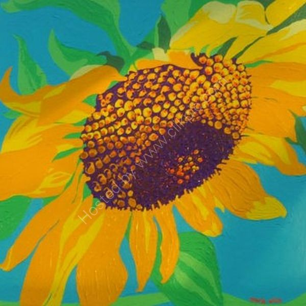 Sunflower II - SOLD