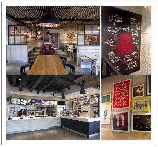 KFC - Bracknell - new design launched November 2014