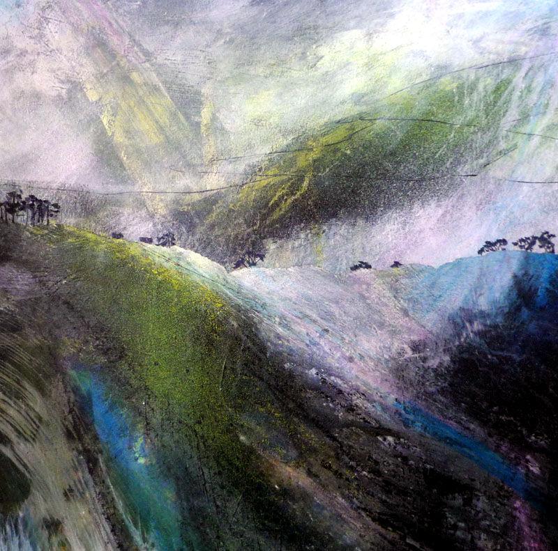 Dark Hills Dreaming #4