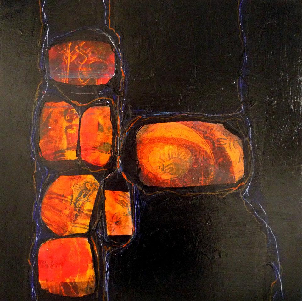 Long Barrow abstract