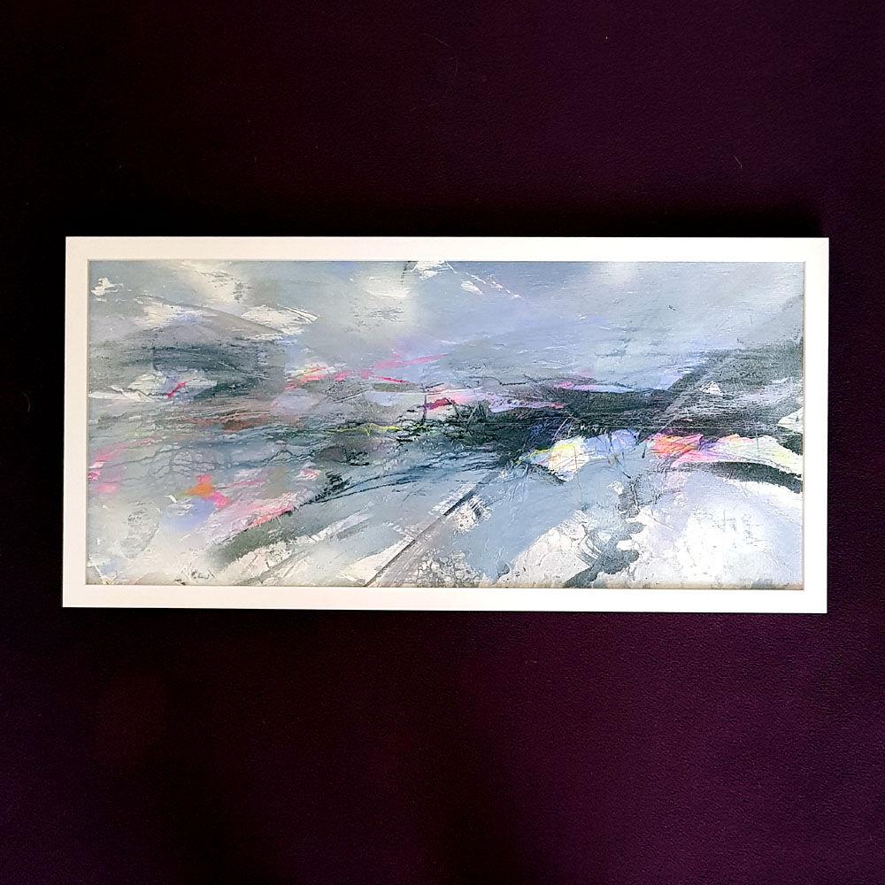 The Winter Storm, North Sea