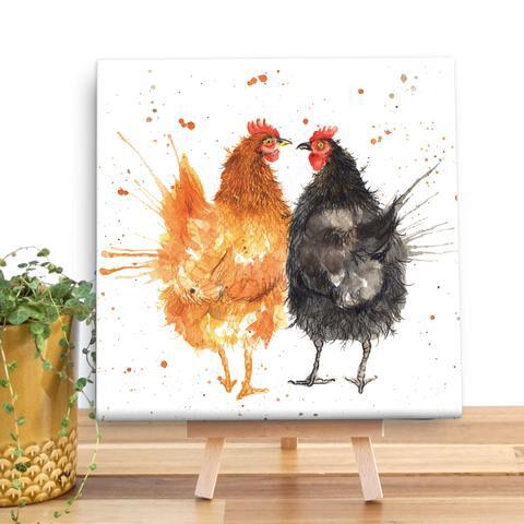 Splatter Hens