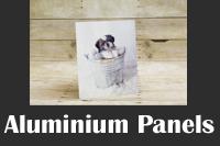 button alumin