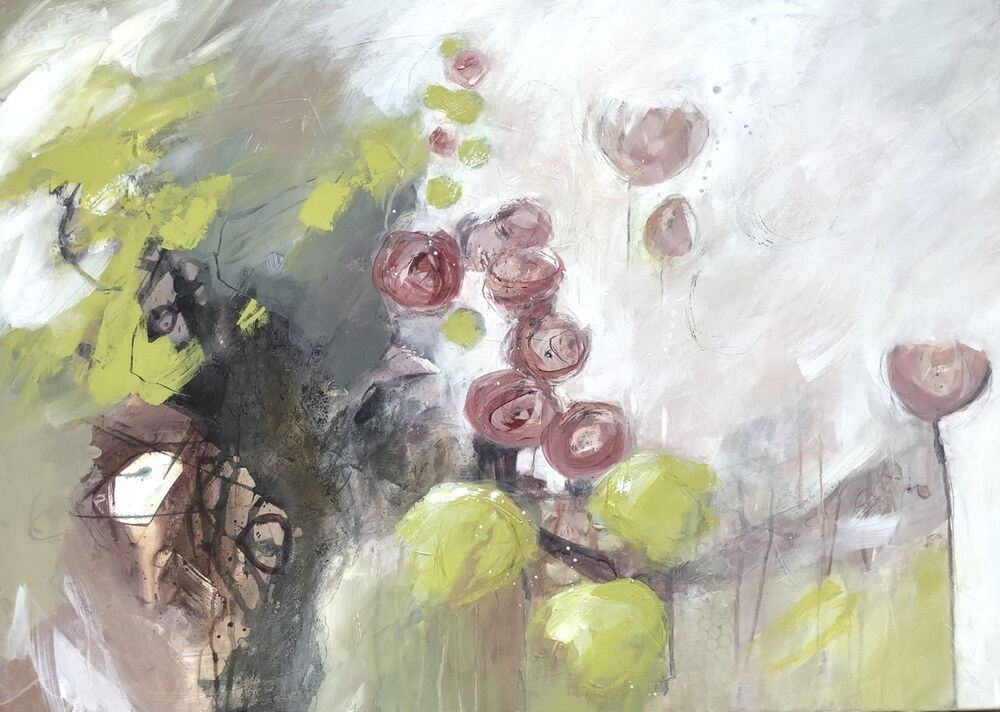 abstract-garden-painting-for sale