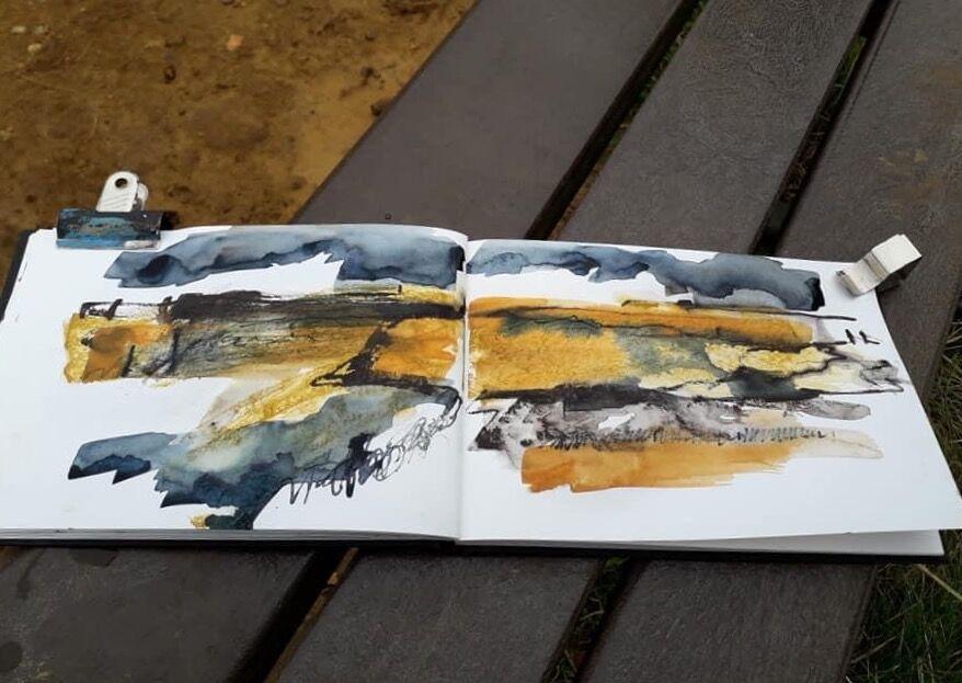 Sketchbook-by-Mari-French-artist