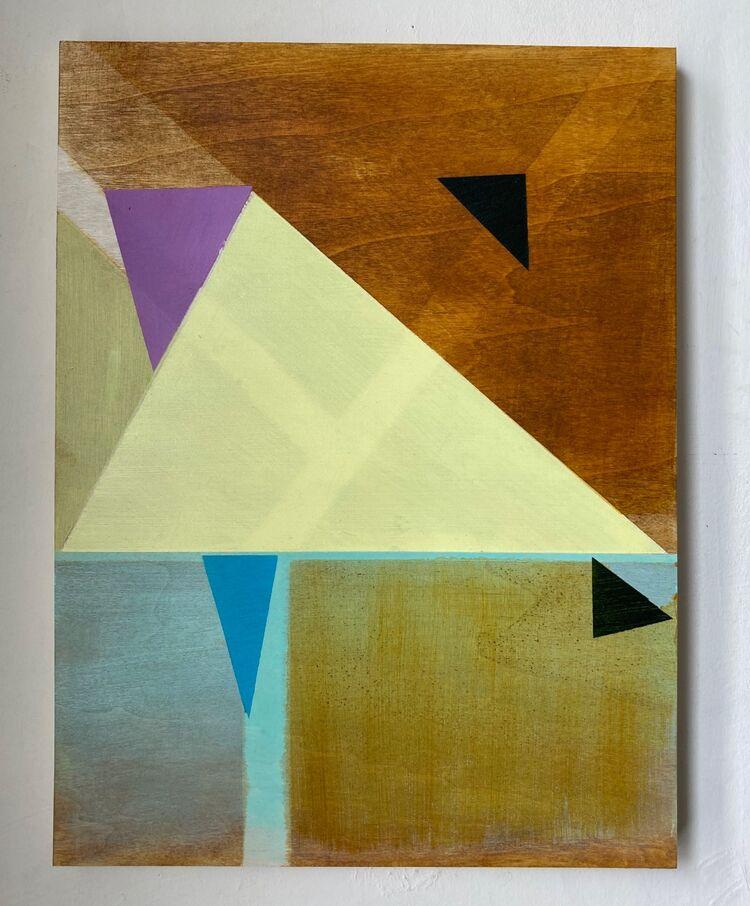 Fragmentation 1 40x30cm
