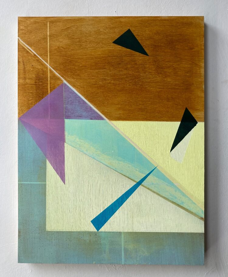 Fragmentation 3 40x30cm