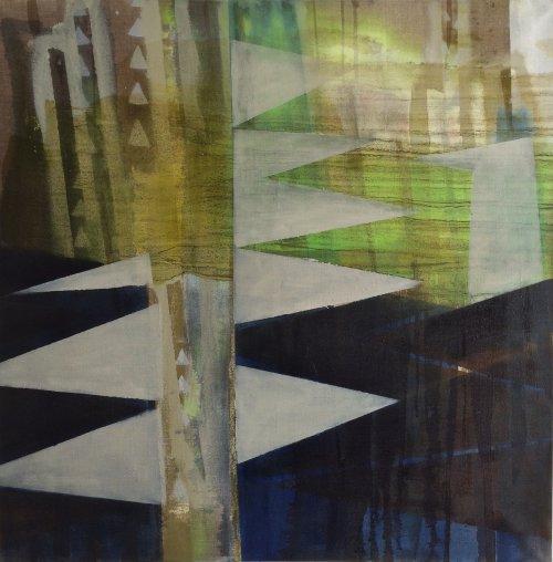 Marble Halls 81x81cm